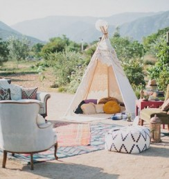 boho-inspired-lounge-area-with-a-teepee
